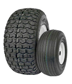 lawnmower tires
