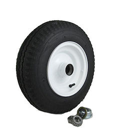 Integral Trailer Tire & Rim