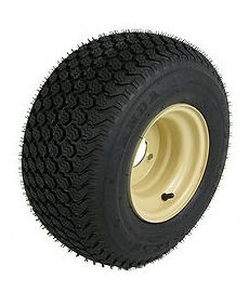 Golf Cart Tire Assembly