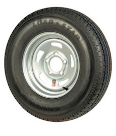 Tracker Boat Trailer Tires