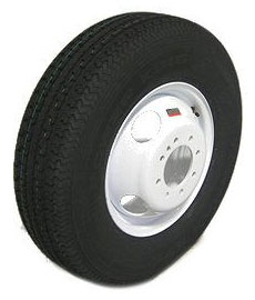 LT Series Trailer Tire & Rim